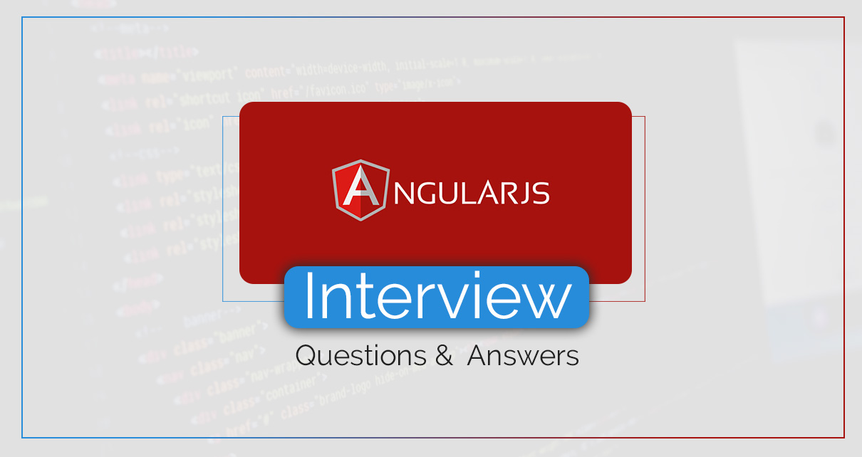 13 Basic Angular Interview Questions and Answers for ...